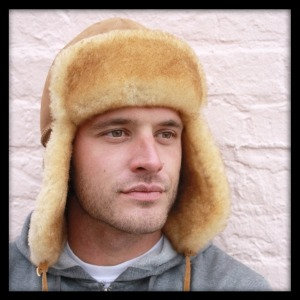 Stoney Trooper Sheepskin Hat