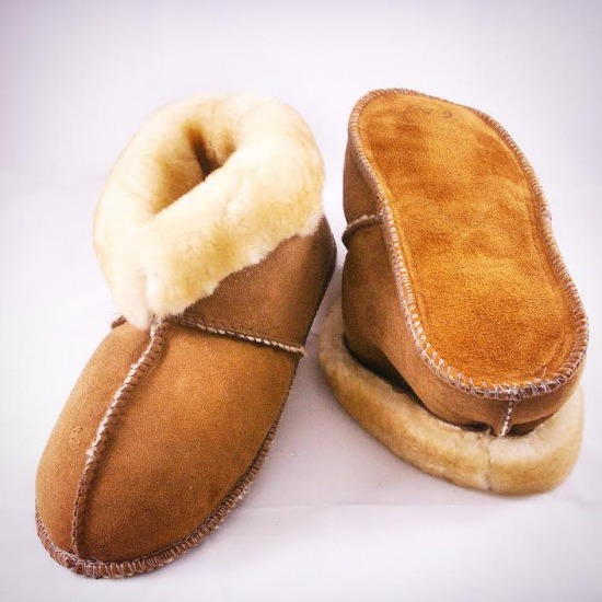 Snugg sheepskin slippers