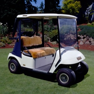 Sheepskin Golf Cart Seat Covers
