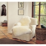 Longwooled Sheepskin Rug